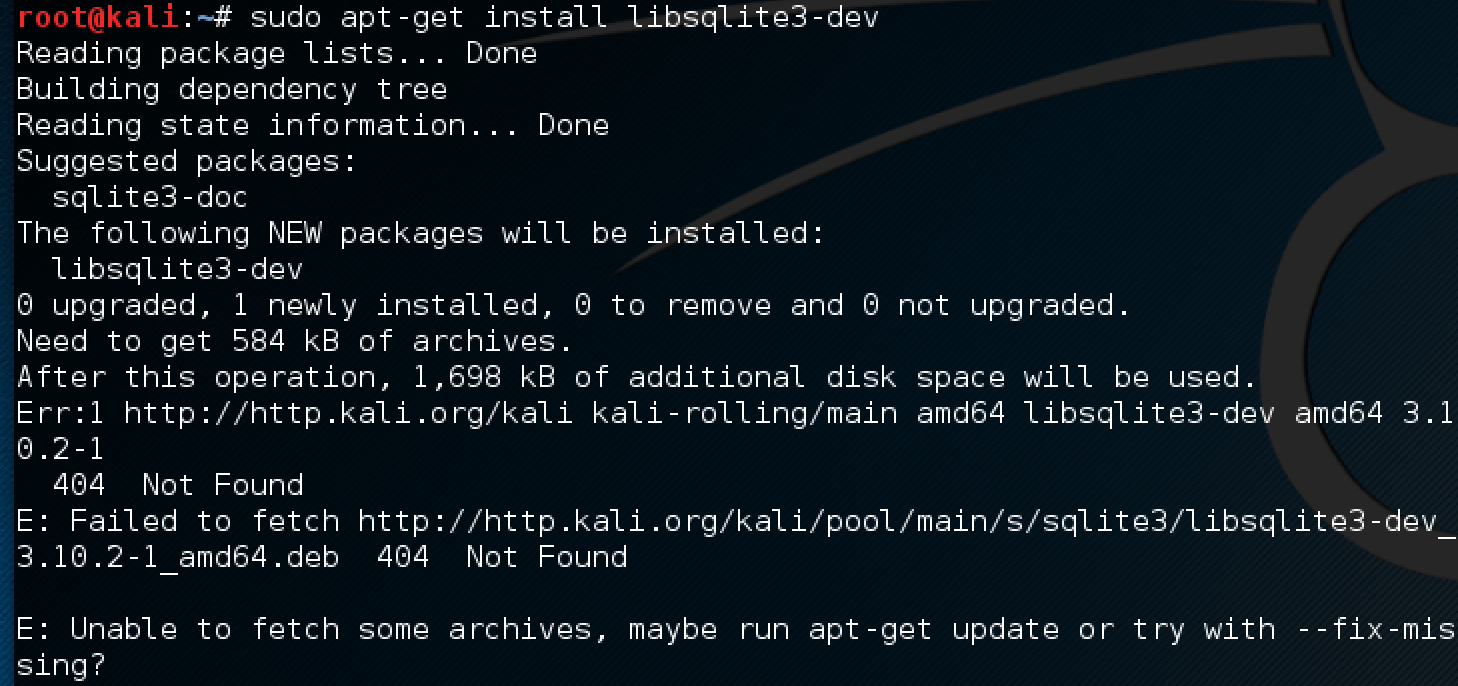 Installing Dradis on Kali Linux   Dradis Framework
