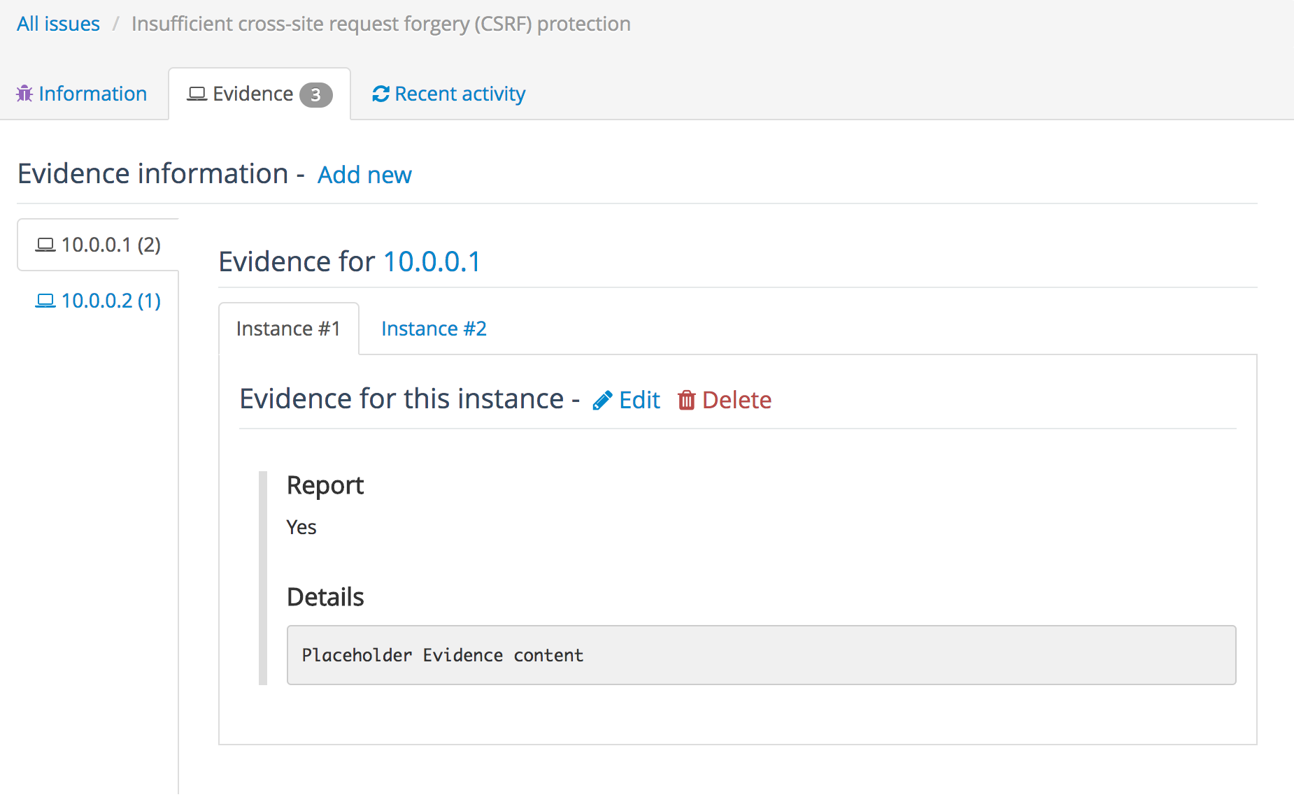This Sample Project Will Export Into The Simple Report Template Like