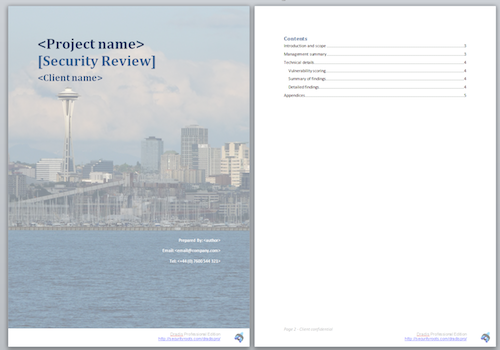 word templates report Template – Word Report Template