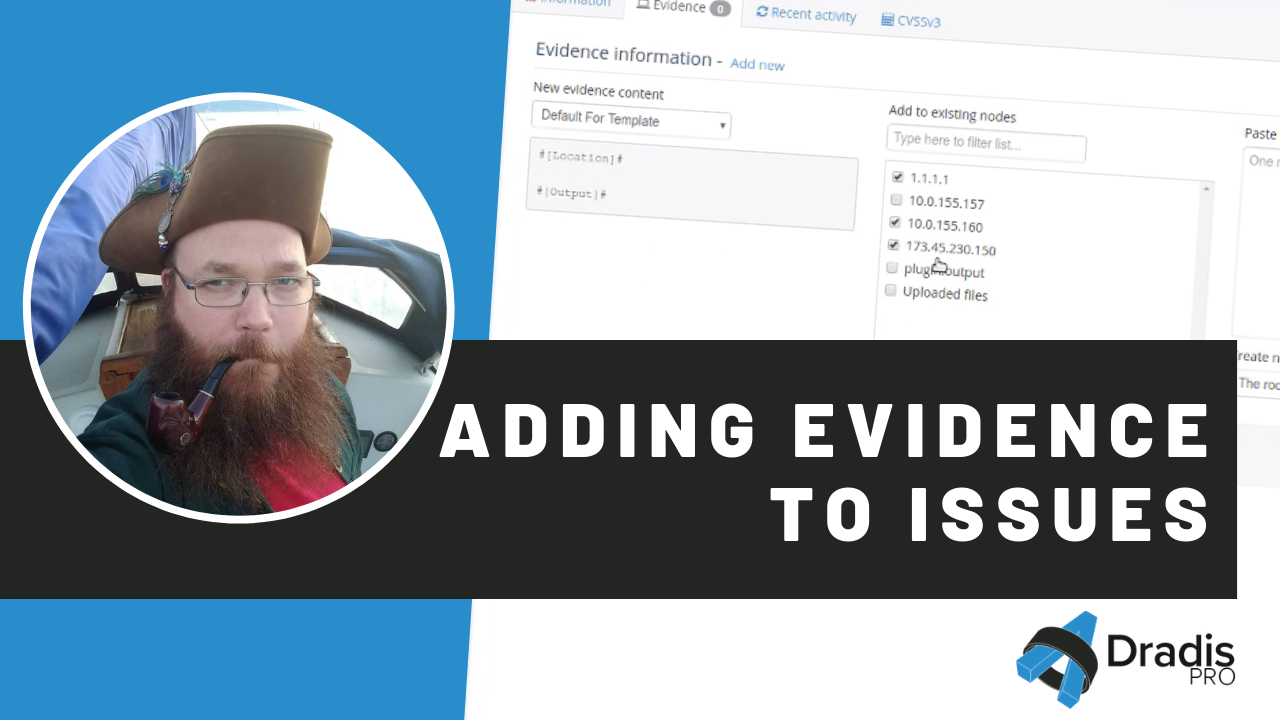 adding evidence to issues video thumbnail