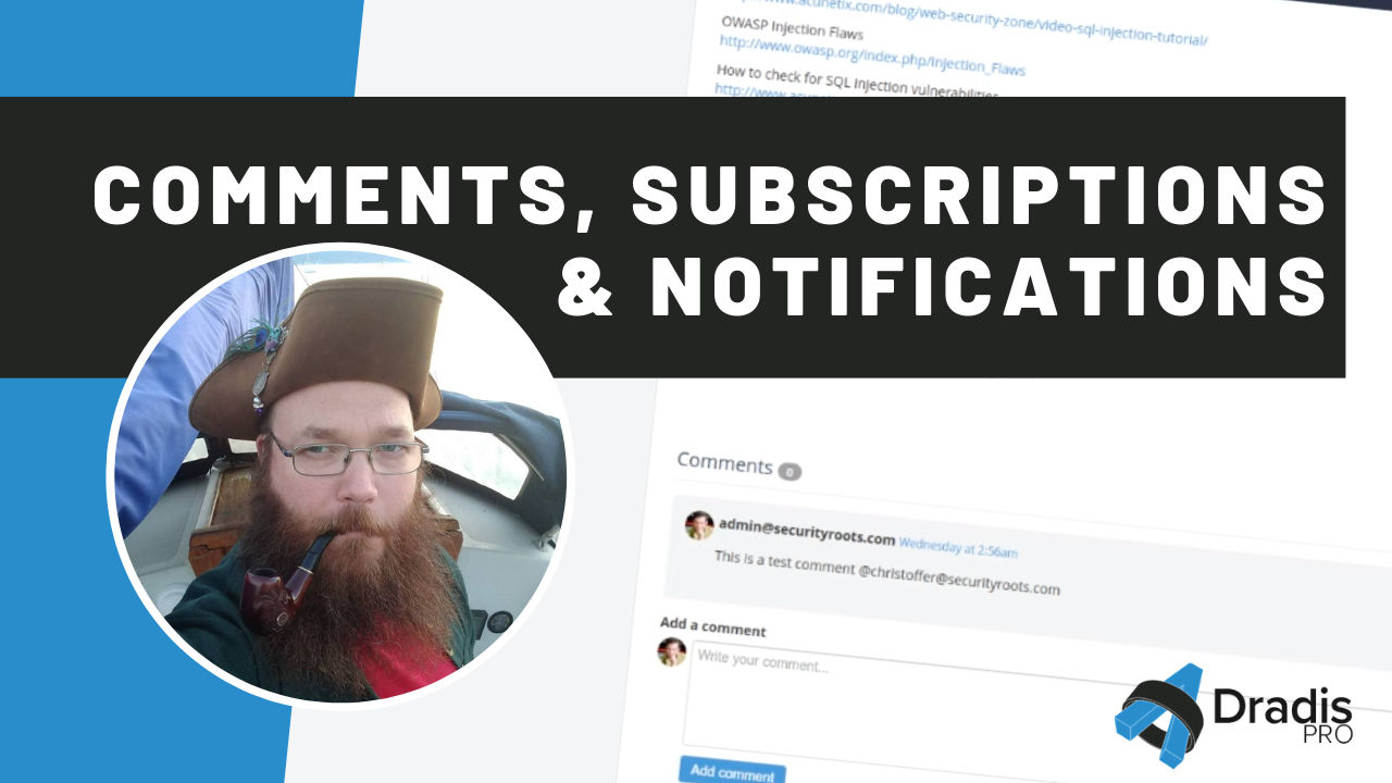 comments, subscriptions, & notifications video thumbnail