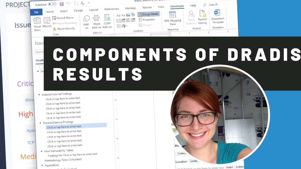 components of dradis results video thumbnail
