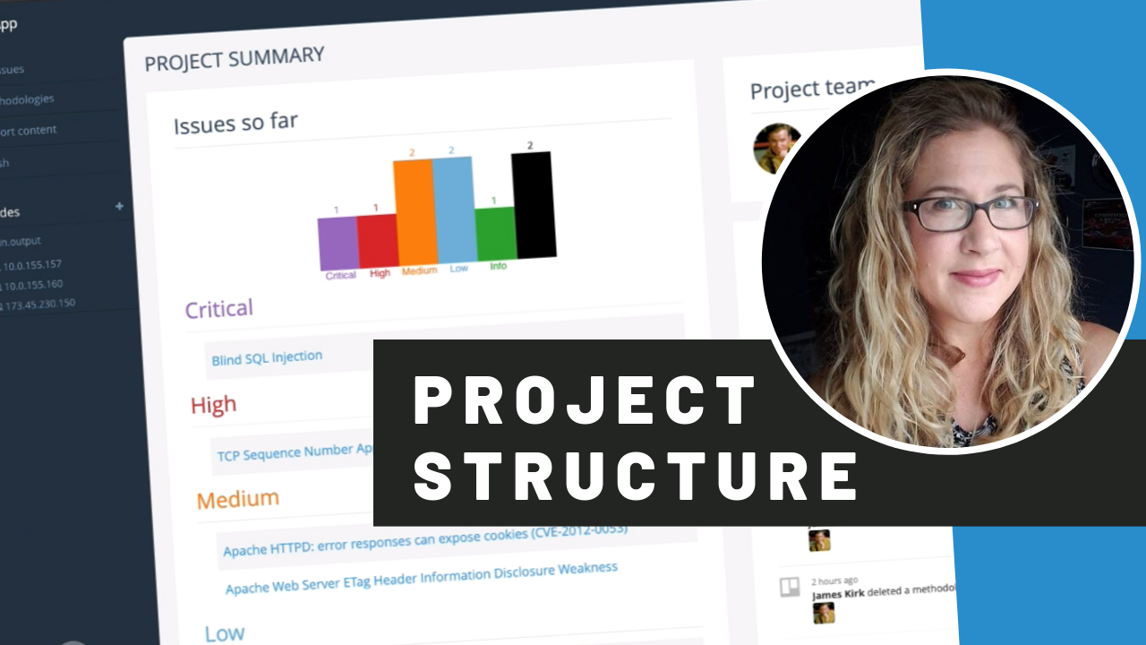 project structure video thumbnail