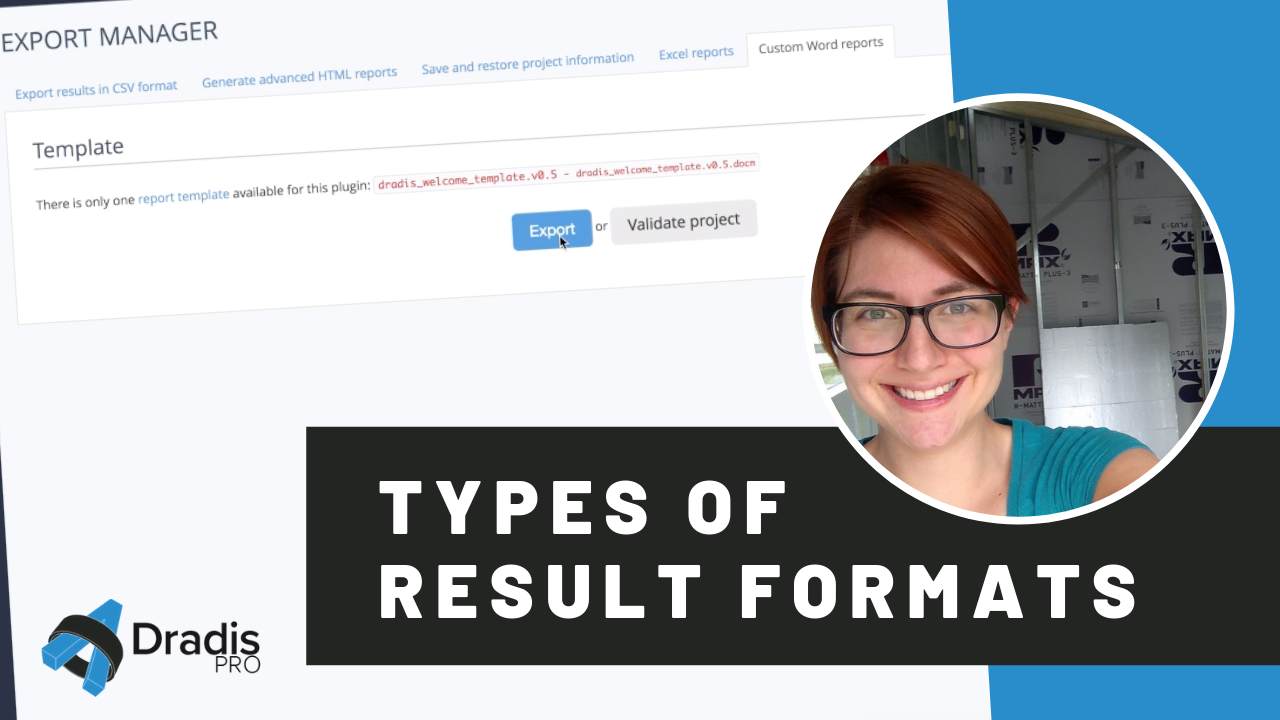 types of result formats in dradis video thumbnail